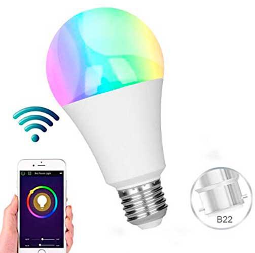 Mejores bombillas inteligentes